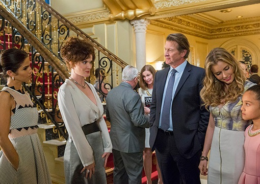 Devious Maids tercera temporada Marisol Evelyn Powell Michael Taylor Stappord Katy Violeta