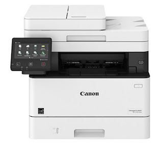in addition to the might to include a supplementary paper holder Canon imageCLASS MF424dw Drivers, Review, Price