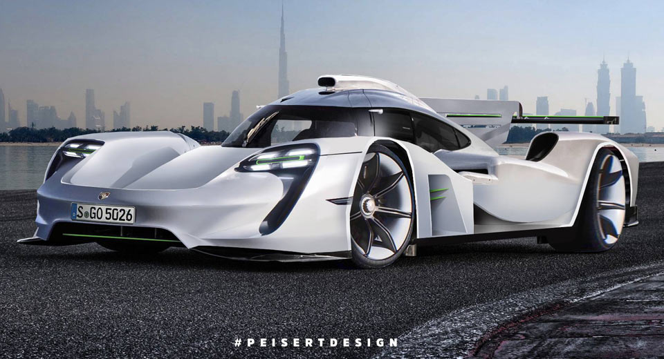 A Porsche Hypercar For The Road Yes Please