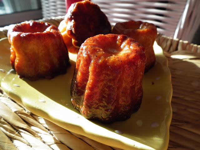 sweet kwisine, cannelés, cannelés bordelais