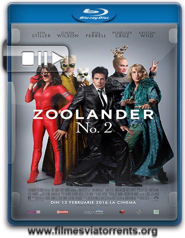 Zoolander 2 Torrent - BluRay Rip 720p e 1080p Dublado
