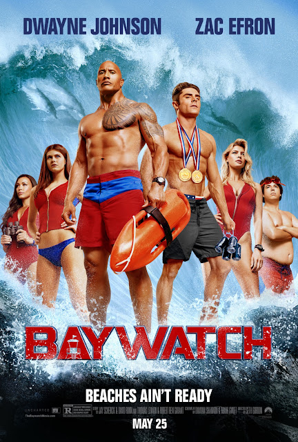 Baywatch (2017) ταινιες online seires oipeirates greek subs