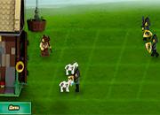 lego farm defense