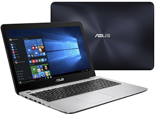 Asus K456U Drivers windows 10 64bit