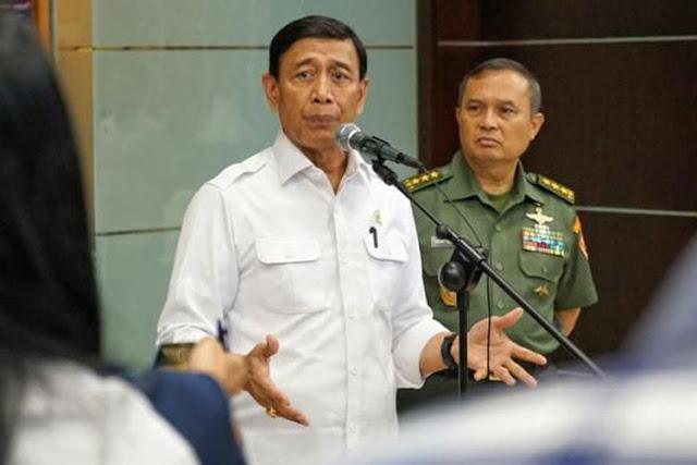 Ketahuan Niat Aslinya, Wiranto Beri Sinyal Bubarkan Ormas Lain Selain HTI