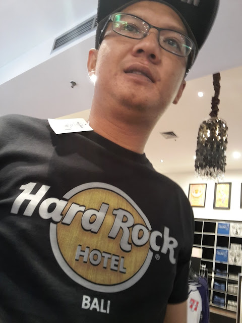 RUPANYA HARD ROCK BALI, ADA 2 CAWANGAN !
