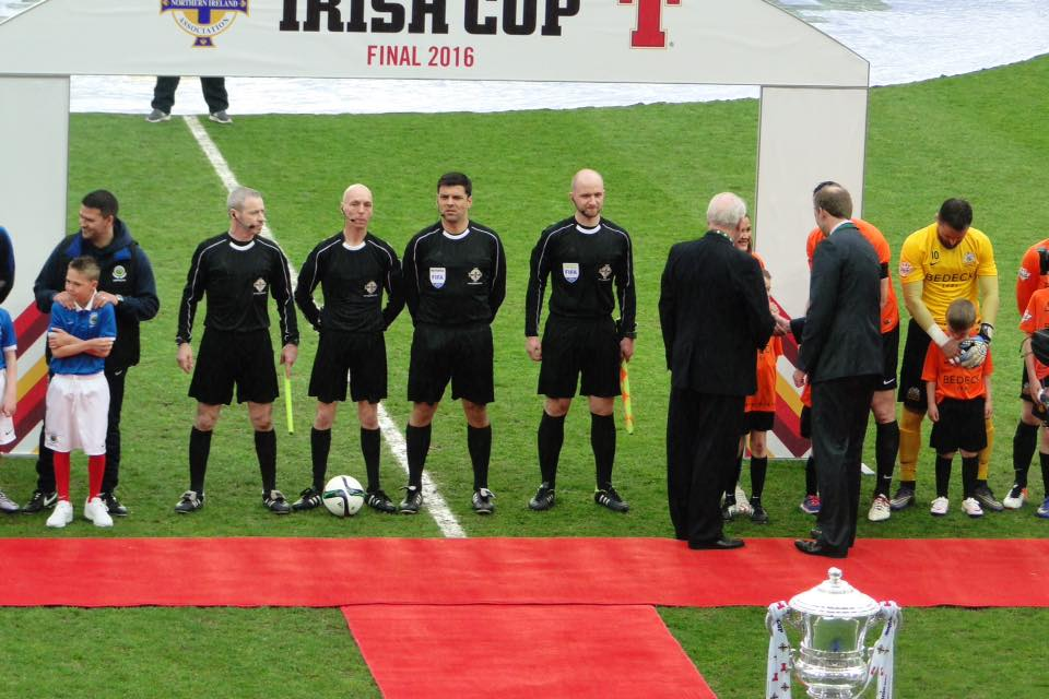 northern ireland irish cup