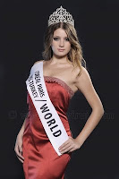 Gizem Karaca Miss World 2011
