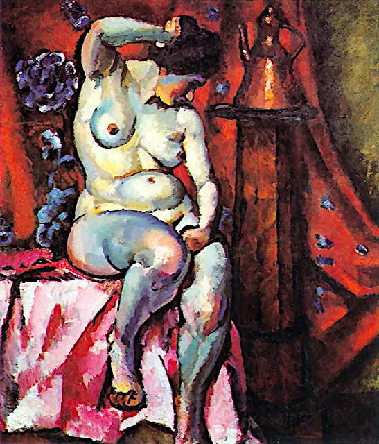 Ilya Ivanovich Mashkov: Nudo