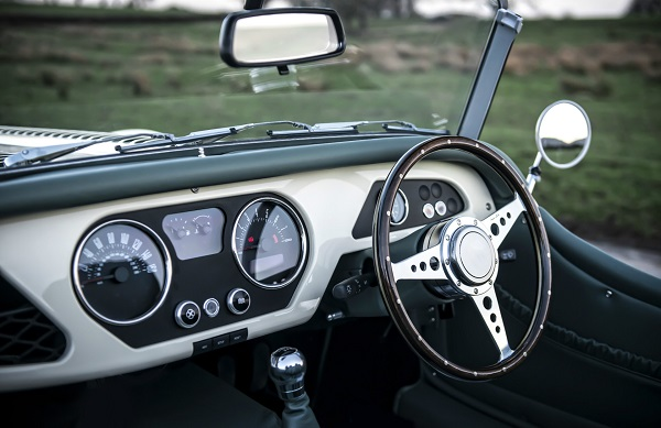 Interior Morgan Roadster