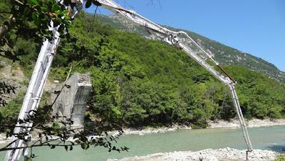 ΤΖΟΥΜΕΡΚΑ-Αναστήλωση γέφυρας Πλάκας και τουρισμός να πάνε μαζί