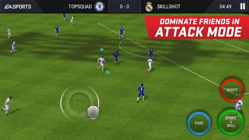 تحميل لعبة fifa mobile 17 مهكرة