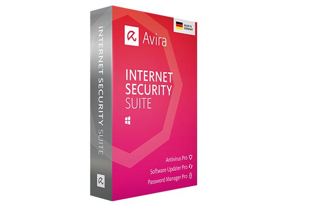 تحميل برنامج الحماية الكاملة من الفيروسات والبرامج الضارة Avira Internet Security Suite للويندوز