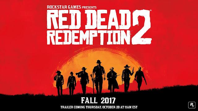 Se confirma Red Dead Redemption 2 para el año que viene y fecha de tráiler