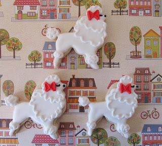 Galletas decoradas perros