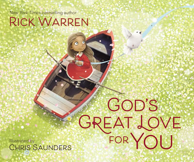 GIVEAWAY - God's Great Love For You
