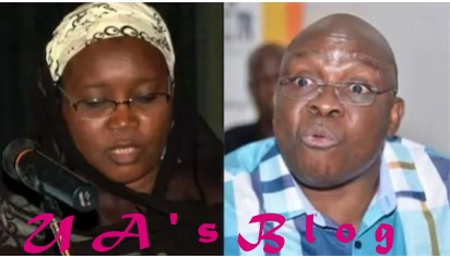 You must swallow your words within 2 days for accusing me of Ekiti polls rigging - INEC's national commissioner Amina Zakari demands Fayose's apology