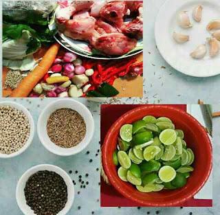Cara membuat bumbu marinasi ayam, daging, ikan