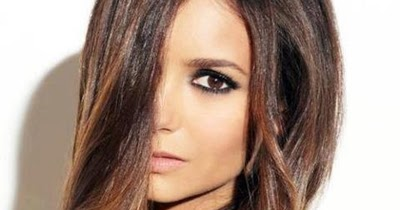 another kind of prettiness Nina Dobrev Hair care