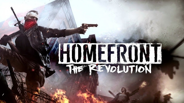 تفاصيل تحديث دعم لعبة Homefront : The Revolution لجهاز Xbox One X