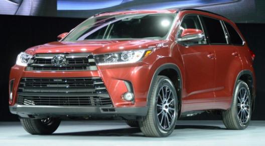 2019 Toyota Highlander Rumors