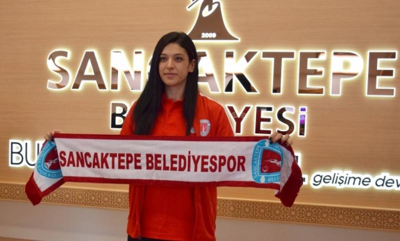 Sancaktepe Belediyespor dan milli transfer