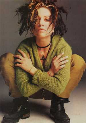 Sober In The Cauldron: Crushed:Ani DiFranco