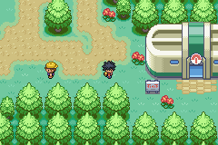 pokemon genesis screenshot 1