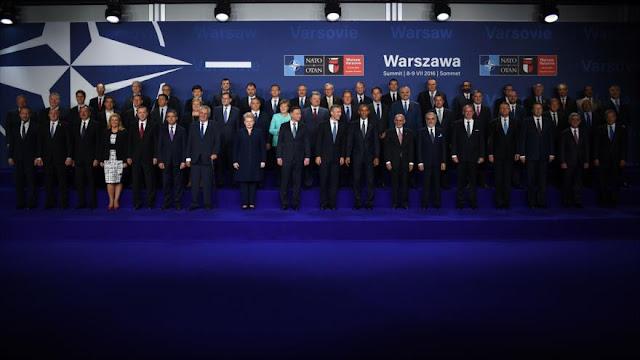 Arranca cumbre de la OTAN en Polonia en medio de tensiones con Rusia