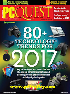 PCQuest Magazine Januray 2017