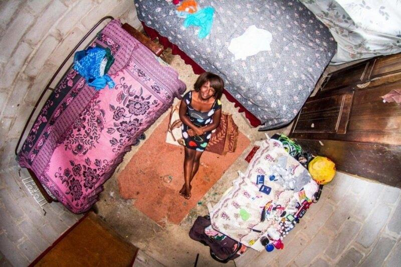 غرفة نوم من ديربان - شمال أفريقيا