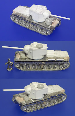 Another Russian Monster The KV-5