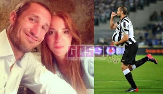 Giorgio Chiellini papà: Carolina Bonistalli è incinta di ...