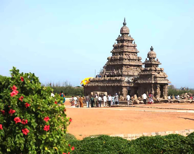 Mahabalipuram Weekend Gateway from Chennai