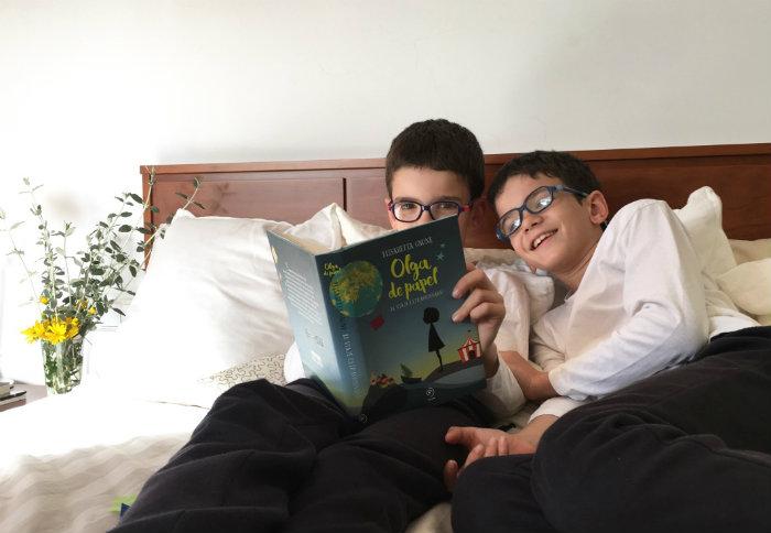 libros juveniles recomendados duomo ediciones Olga de papel Elisabetta Gnone