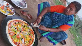 வீட்டில் பிஸ்ஸா எப்படி தயாரிப்பது ,பாட்டி சிறப்பு பீஸ்ஸா,அடுப்பு இல்லாமல் பிஸ்ஸா எப்படி தயாரிப்பது