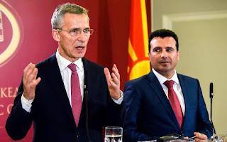 ΝΑΤΟ προς ΠΓΔΜ: Δεν υπάρχει σχέδιο Β για ένταξη