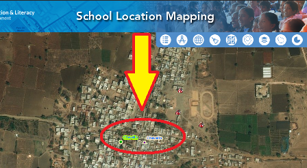 School Locator Useful for Teachers in Transfers to give Priority Web Options