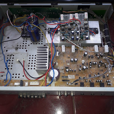 How to Make High Power Amplifier circuit