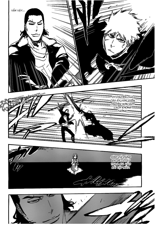 Bleach chapter 450 trang 5