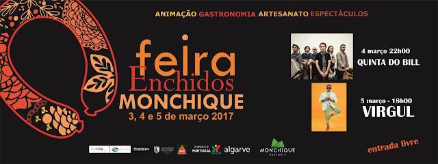 Programa Feira de Enchidos de Monchique 2017
