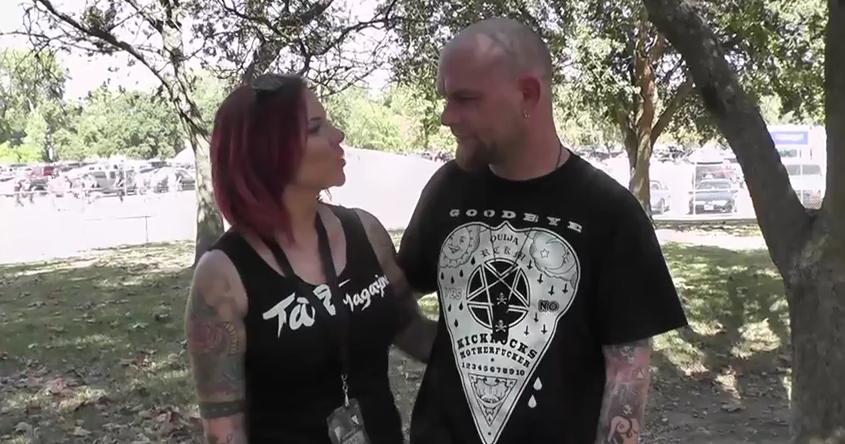 Five Finger Death Punch News: Ivan Moody Talks About Tour