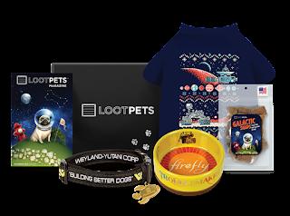 Loot Pets Subscription Box