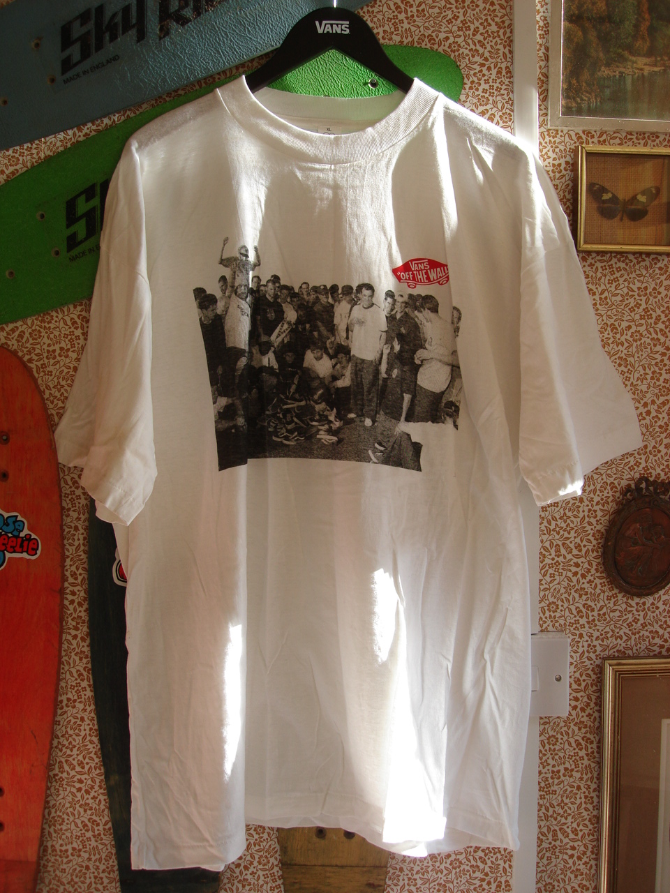 Theothersideofthepillow Vintage Vans T Shirt 1990s Xl