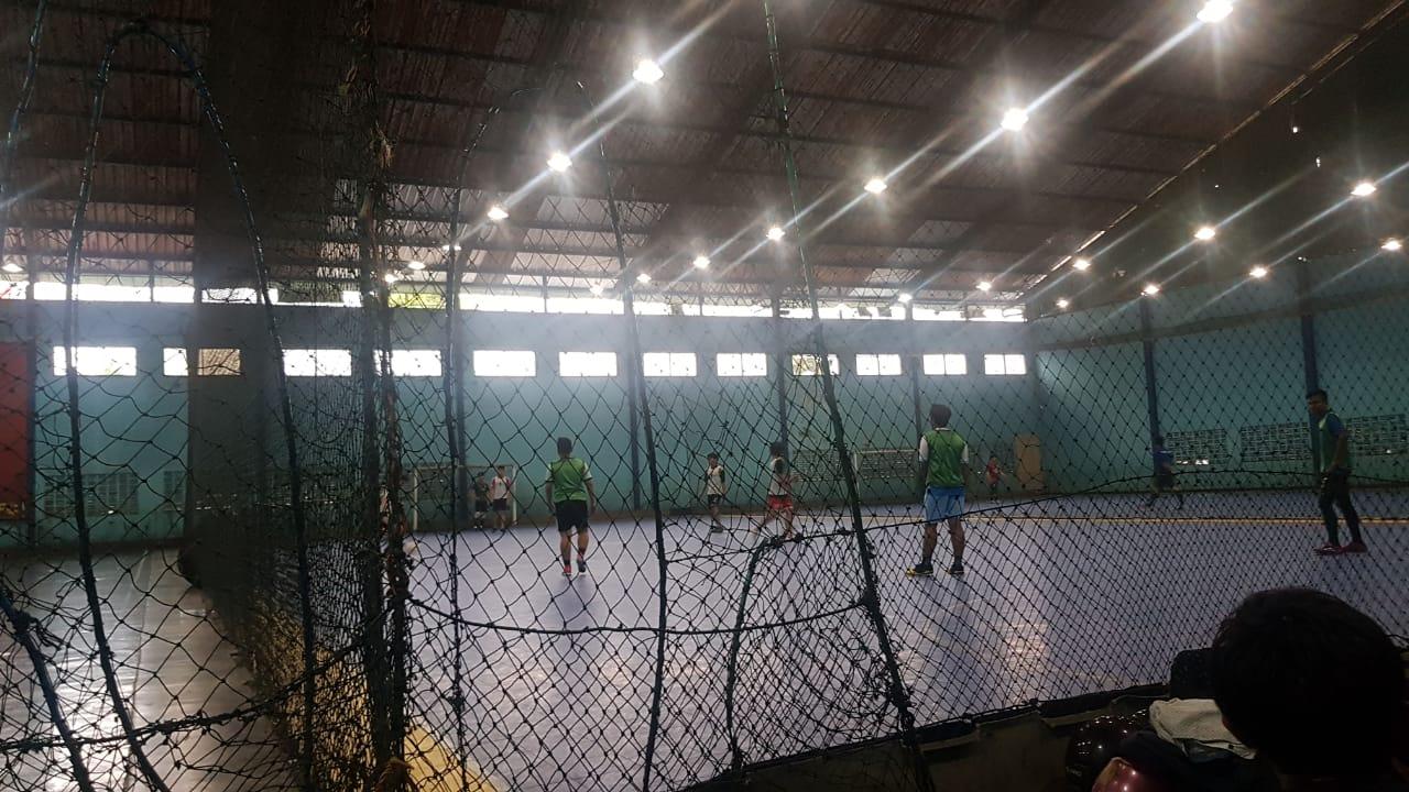 tempat futsal YPKP Bandung
