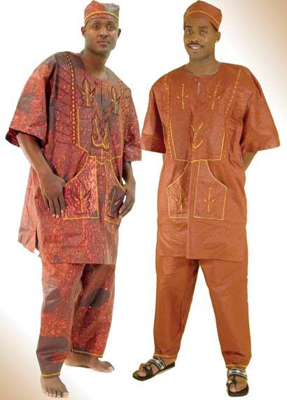 African Dress For Men