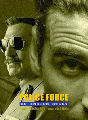 Poster Of Bollywood Movie Police Force (2004) 300MB Compressed Small Size Pc Movie Free Download worldfree4u.com