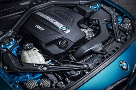 2016 BMW M2 Automatic Specs