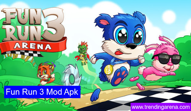 Fun Run 3 Mod Apk Pro Crack Hack Apk