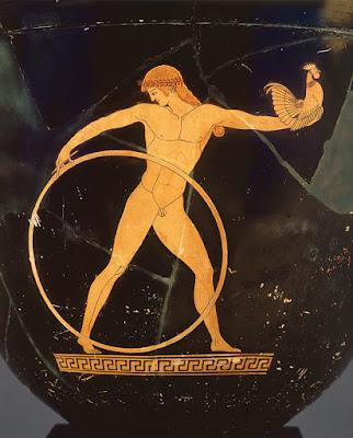 Με καθυστέρηση 2.500 ετών ένας Αθηναίος καλλιτέχνης αναγνωρίζεται μέσα από μια μεγαλειώδη έκθεση